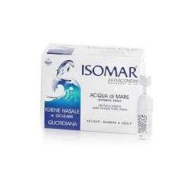 ISOMAR 24 FLACONCINI  da  5 ml