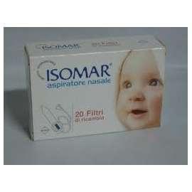 ISOMAR 20 FILTRI di RICAMBIO