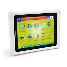 "CLEMPAD XL 5.0 TABLET 8"" ANDROID 6-12 ANNI EDUCATIVO BAMBINI CLEMENTONI 13337 NUOVO"