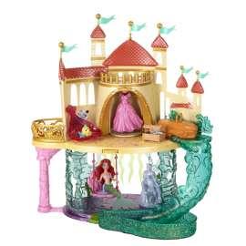 Mattel - Disney Princess Il Castello di Ariel - X9437
