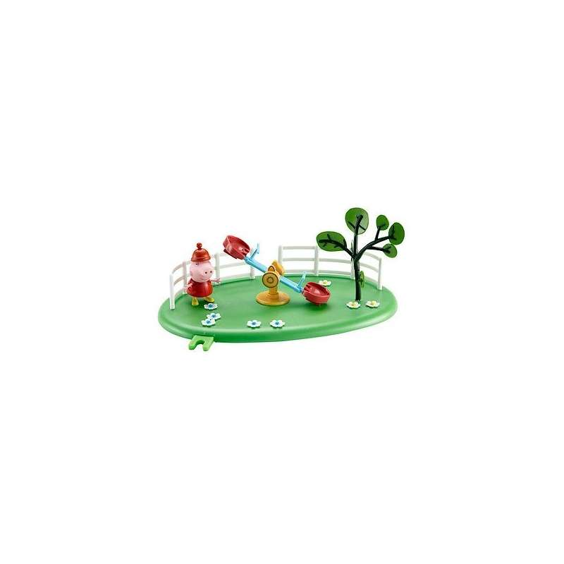 Peppa Pig Playground Pals - See-saw