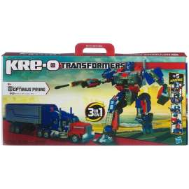 HASBRO   Kre-O Transformers Optimus Prime - 30689