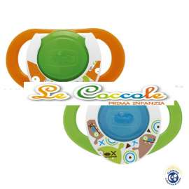 CHICCO PHYSIORING SUCCHIETTO 2 PZ