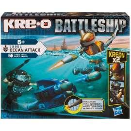 HASBRO  Kre-O Battleship Ocean Attack Set - 38952
