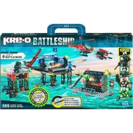 HASBRO  Kre-o Base battaglia navale - 38974