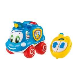 CLEMENTONI - Mattia Auto della Polizia -14438