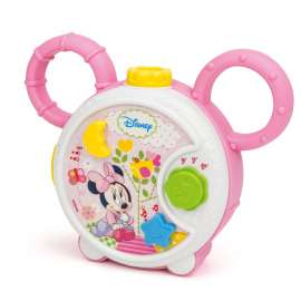CLEMENTONI -  Disney Baby Minnie Mouse Proiettore Musicale - 14840