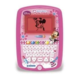 CLEMENTONI - Computer Kid Minnie Pad 4+ - 12016
