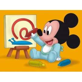 CLEMENTONI -  Puzzle  - Baby Disney - Baby Cubes 12 pz - 41334