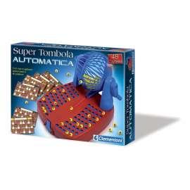 CLEMENTONI -  Super Tombola Automatica, 48 Cartelle - 12962