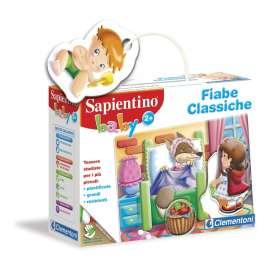 CLEMENTONI -  Baby Sapientino Fiabe Classiche - 12965