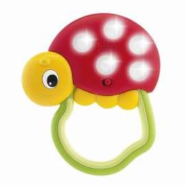 CHICCO - Gioco Trillino Baby Senses Pois Coccinella New - 72367