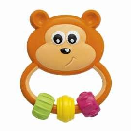 CHICCO - Gioco Trillino Baby Senses Afferrafacile Orso New - 72362