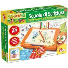 LISCIANI GIOCHI - Giochi Carotina Scuola Di Scrittura Tavolo Luminoso - 35069
