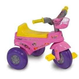BIEMME - Triciclo Bingo Girl, 55x60x55 cm - 1416RS