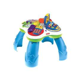 FISHER PRICE -  Tavolo baby english - tavolo interattivo bilingue (italiano/inglese) - N3157