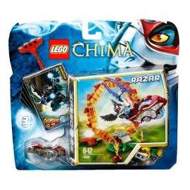 LEGO CHIMA - Il Cerchio di Fuoco - 70100