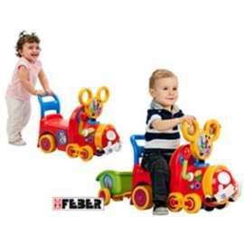 FEBER - Trenino cavalcabile Topolino - 06388428