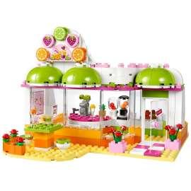 LEGO Friends - Il Bar dei Frullati di Heartlake - 41035