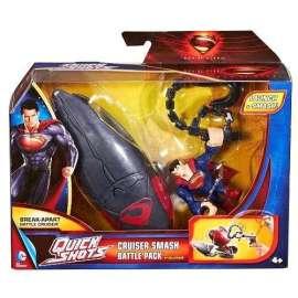Mattel Superman Attacco Al Jet