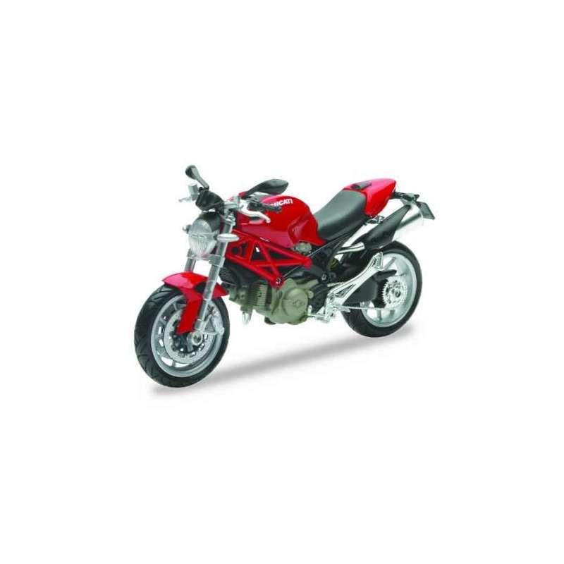 New Ray Moto Da Collezione 1:12 Ducati Monster 1100