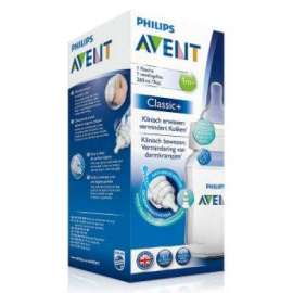 Philips Avent Classic+ - Biberon SCF563/17 (260ml/9oz)