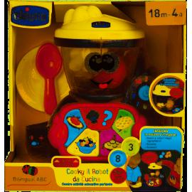 Cooky il Robot da Cucina...