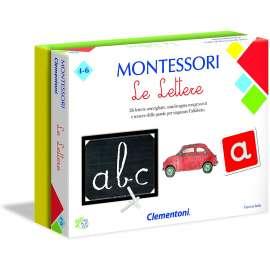 Montessori le Lettere...